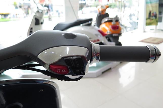 Tận mắt ngắm xe đạp điện Trung Quốc nhái siêu phẩm Vespa 946 - anh 7