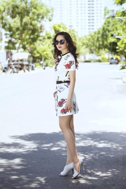Ngỡ ngàng vẻ đẹp không tuổi của Hoa hậu Giáng My - anh 10