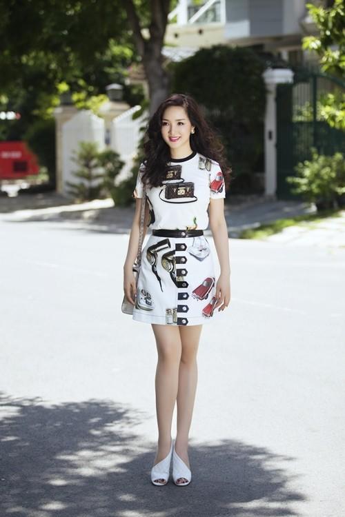 Ngỡ ngàng vẻ đẹp không tuổi của Hoa hậu Giáng My - anh 11