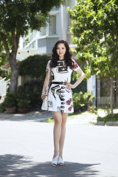 Ngỡ ngàng vẻ đẹp không tuổi của Hoa hậu Giáng My - anh 12