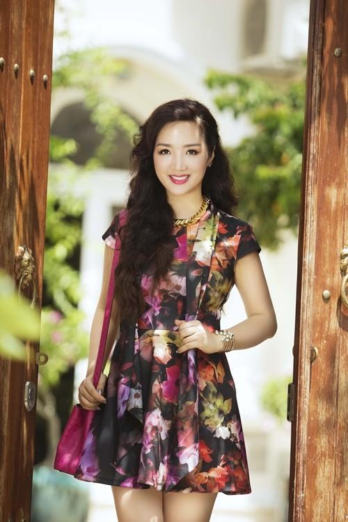 Ngỡ ngàng vẻ đẹp không tuổi của Hoa hậu Giáng My - anh 2