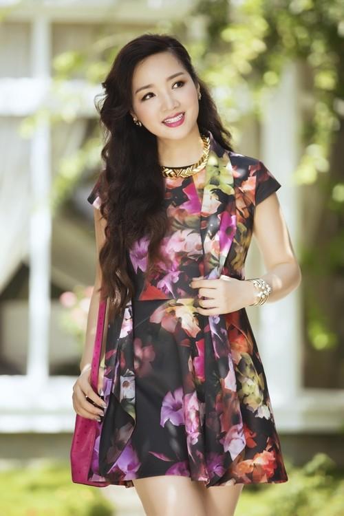 Ngỡ ngàng vẻ đẹp không tuổi của Hoa hậu Giáng My - anh 4