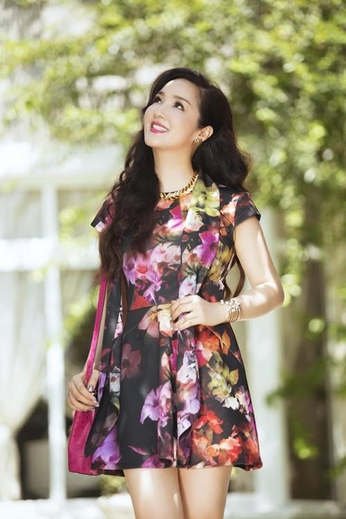 Ngỡ ngàng vẻ đẹp không tuổi của Hoa hậu Giáng My - anh 5