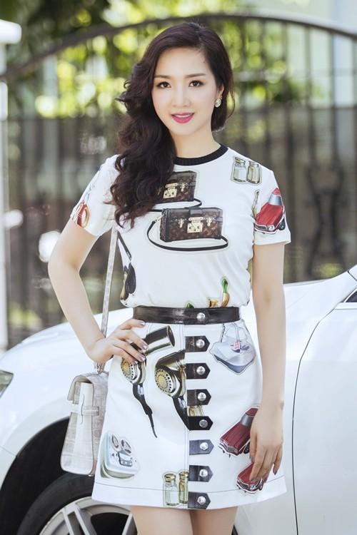 Ngỡ ngàng vẻ đẹp không tuổi của Hoa hậu Giáng My - anh 7