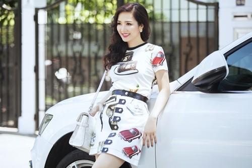 Ngỡ ngàng vẻ đẹp không tuổi của Hoa hậu Giáng My - anh 8