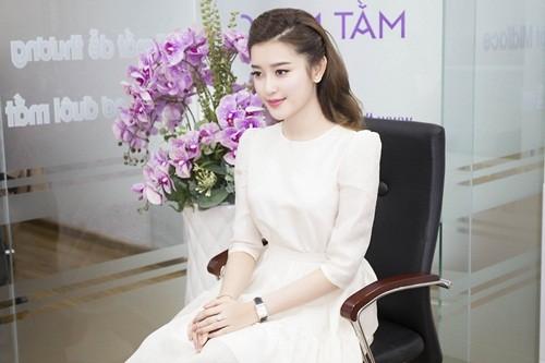 Á hậu Huyền My đẹp tinh khôi trong vai trò đại sứ thương hiệu - anh 7