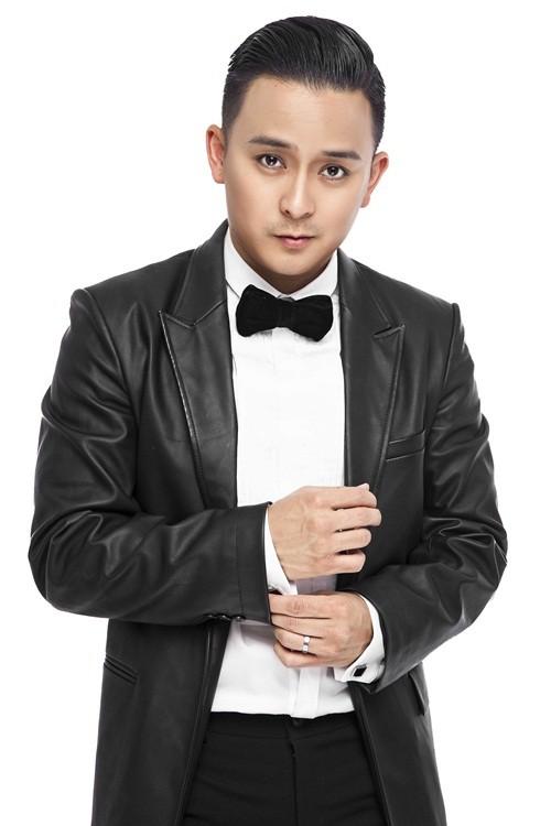 Justin Nguyễn thanh lịch, trẻ trung với trang phục vest - anh 2