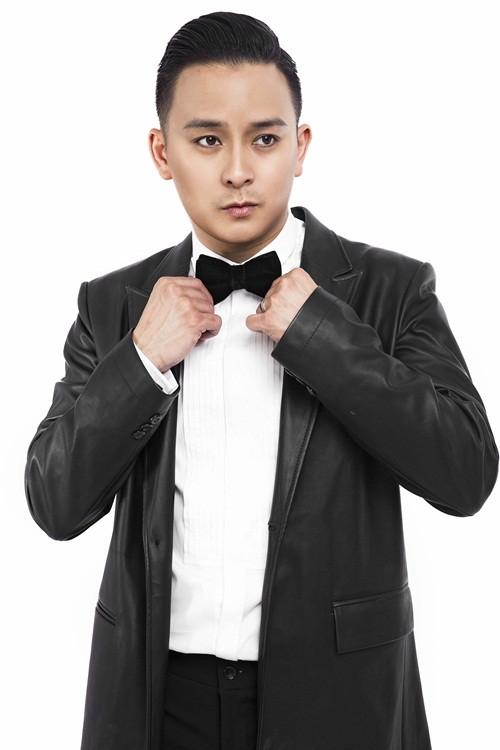 Justin Nguyễn thanh lịch, trẻ trung với trang phục vest - anh 3