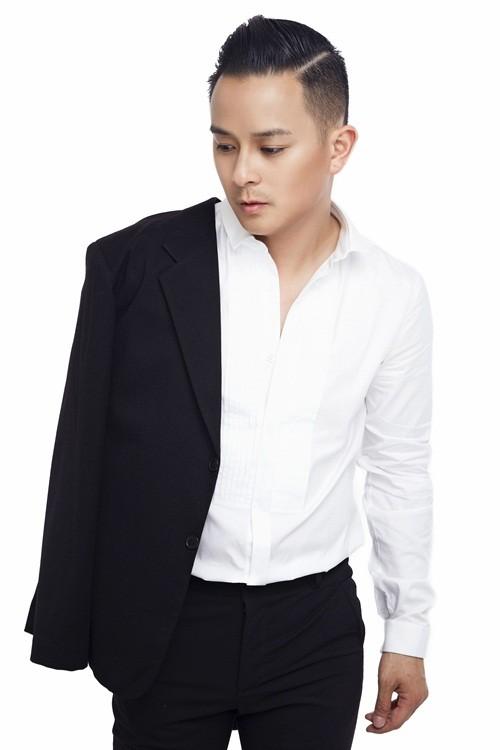 Justin Nguyễn thanh lịch, trẻ trung với trang phục vest - anh 4