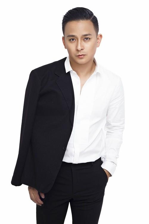 Justin Nguyễn thanh lịch, trẻ trung với trang phục vest - anh 5