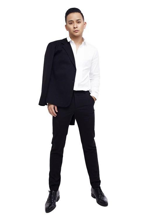 Justin Nguyễn thanh lịch, trẻ trung với trang phục vest - anh 6