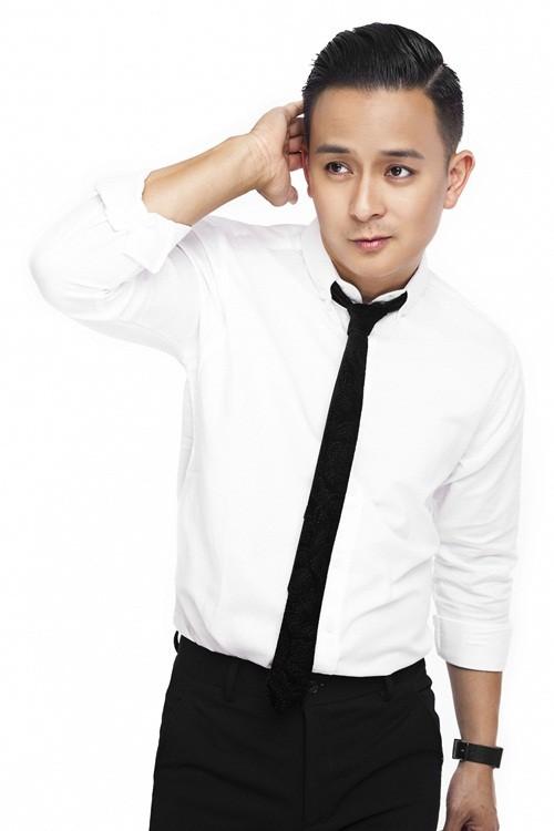 Justin Nguyễn thanh lịch, trẻ trung với trang phục vest - anh 10