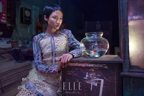 Kha Mỹ Vân vững bước trên con đường mang giấc mơ người mẫu Việt Nam bay xa - anh 2