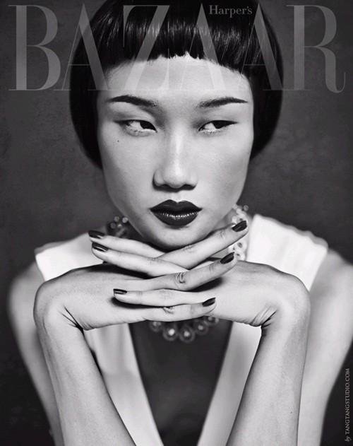 Kha Mỹ Vân vững bước trên con đường mang giấc mơ người mẫu Việt Nam bay xa - anh 1