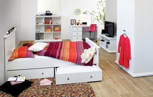 Để đồ dưới gầm giường có thể khiến bạn bị phá sản - anh 1