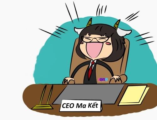 Vì sao Ma Kết có thể trở thành một CEO tài ba? - anh 1