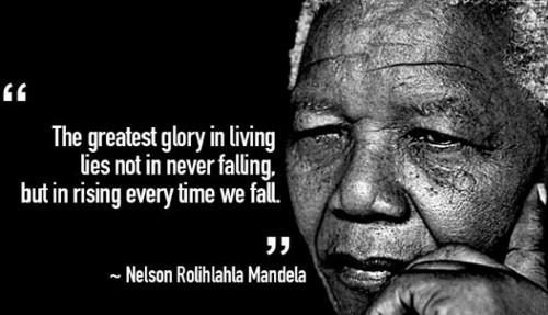 20 câu nói truyền cảm hứng của 'huyền thoại' Nelson Mandela - anh 4