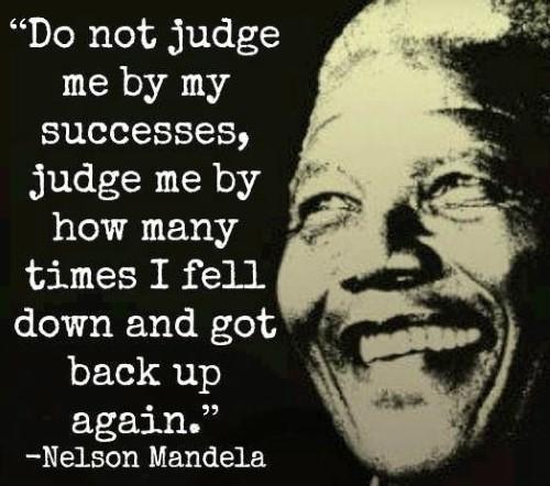 20 câu nói truyền cảm hứng của 'huyền thoại' Nelson Mandela - anh 1