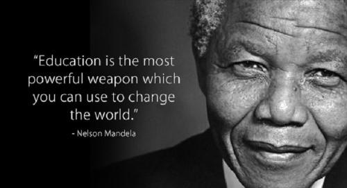 20 câu nói truyền cảm hứng của 'huyền thoại' Nelson Mandela - anh 3