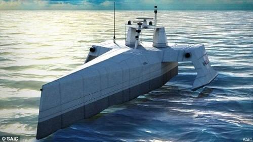 """Mỹ chế tạo tàu ngầm """"thợ săn ma"""" truy tìm tàu ngầm tàng hình - anh 1"""