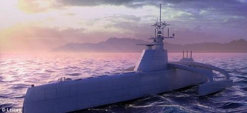 """Mỹ chế tạo tàu ngầm """"thợ săn ma"""" truy tìm tàu ngầm tàng hình - anh 3"""