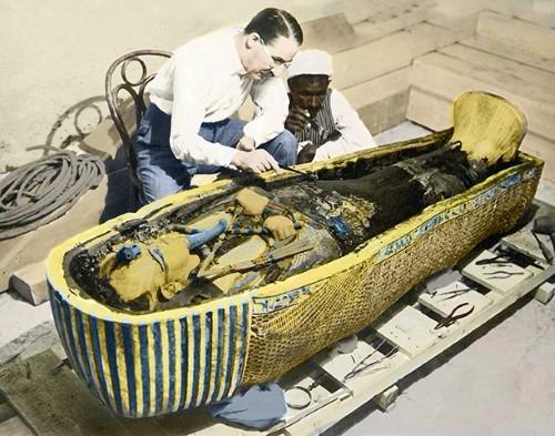 Giải mã lời nguyền chết chóc kinh hoàng của Pharaoh - anh 2