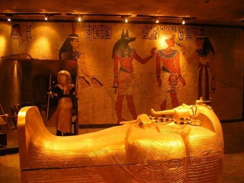 Giải mã lời nguyền chết chóc kinh hoàng của Pharaoh - anh 1