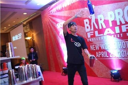 Gặp 5 chàng trai Bartender Việt lừng danh khắp thế giới [video] - anh 5