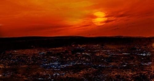 10 hành tinh không bao giờ có sự sống trong vũ trụ - anh 9