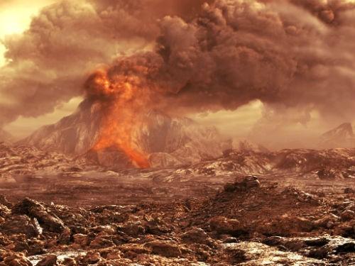 10 hành tinh không bao giờ có sự sống trong vũ trụ - anh 1