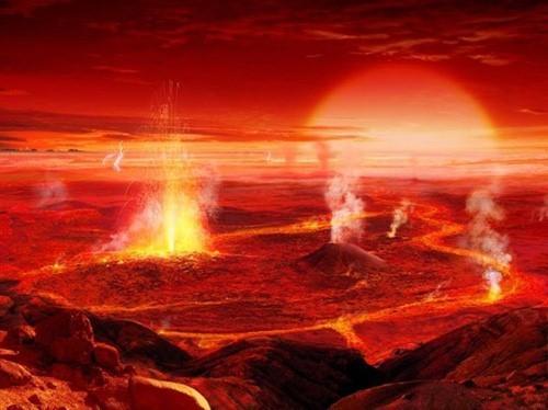 10 hành tinh không bao giờ có sự sống trong vũ trụ - anh 2