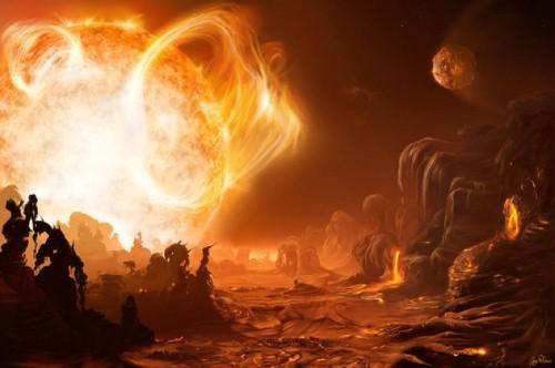 10 hành tinh không bao giờ có sự sống trong vũ trụ - anh 4