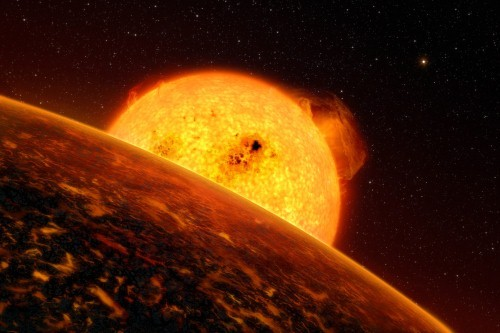 10 hành tinh không bao giờ có sự sống trong vũ trụ - anh 5