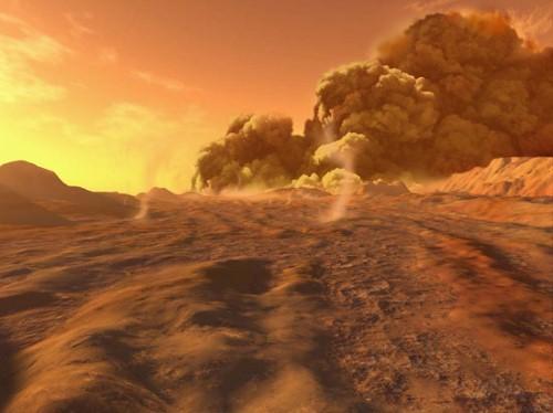10 hành tinh không bao giờ có sự sống trong vũ trụ - anh 8