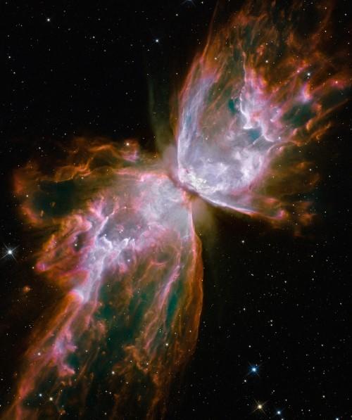 Những bức ảnh vũ trụ đẹp nhất do kính Hubble chụp được - anh 3