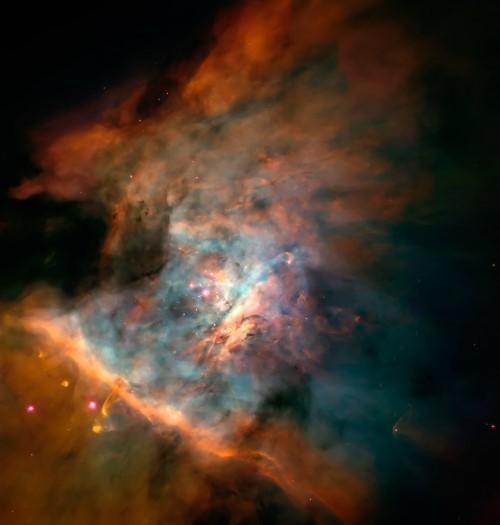 Những bức ảnh vũ trụ đẹp nhất do kính Hubble chụp được - anh 6