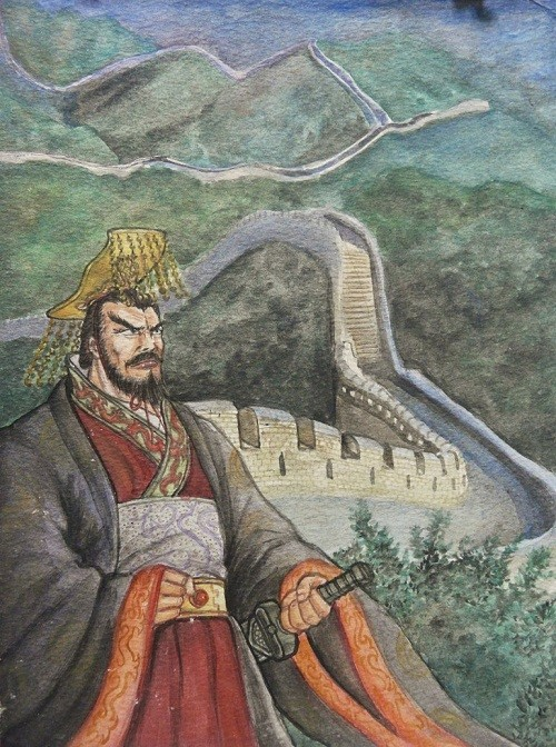 Bạo chúa Tần Thủy Hoàng và số phận đoản mệnh của nhà Tần - anh 2