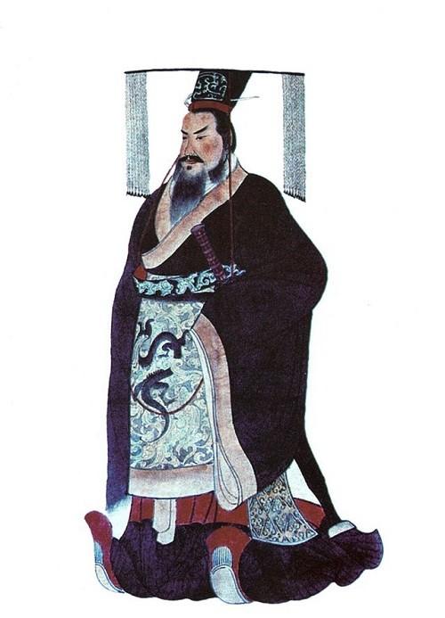 Bạo chúa Tần Thủy Hoàng và số phận đoản mệnh của nhà Tần - anh 1