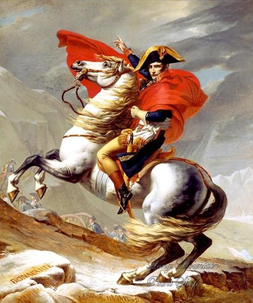 """Đời sống tình dục đầy bi kịch của Napoleon – vị hoàng đế """"lắm tài nhiều…bệnh"""" - anh 1"""