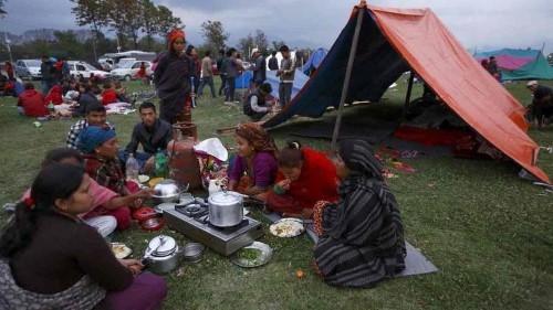 Động đất ở Nepal: Xác định 5 nhóm người Việt được an toàn - anh 1