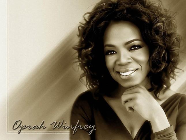'Nữ hoàng truyền thông Mỹ' Oprah Winfrey và 10 bài học vô giá từ cuộc sống - anh 1