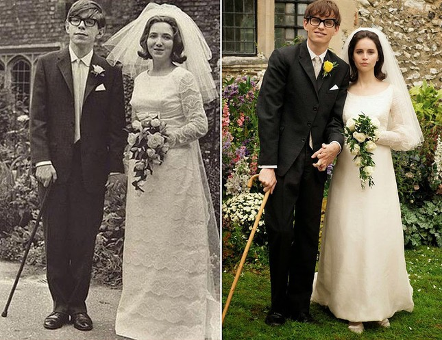 Stephen Hawking: Tình yêu của vợ đã thay đổi cuộc đời tôi - anh 11