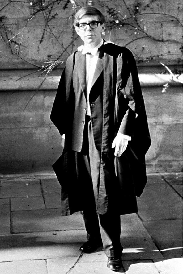Stephen Hawking: Tình yêu của vợ đã thay đổi cuộc đời tôi - anh 3