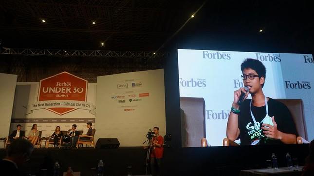 Hoàng Đức Minh – Gương mặt ấn tượng nhất trong Hội nghị Under 30 Summit Việt Nam - anh 5