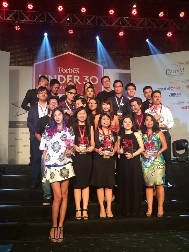 Hoàng Đức Minh – Gương mặt ấn tượng nhất trong Hội nghị Under 30 Summit Việt Nam - anh 1