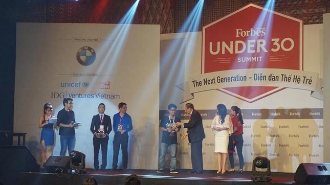 Hoàng Đức Minh – Gương mặt ấn tượng nhất trong Hội nghị Under 30 Summit Việt Nam - anh 4