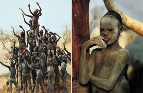 10 bộ tộc kỳ quái nhất trên thế giới - anh 8