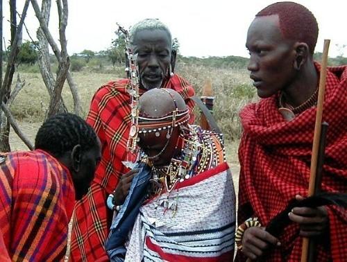 10 bộ tộc kỳ quái nhất trên thế giới - anh 6