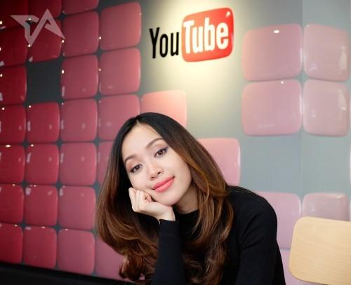 Gặp gỡ cô nàng gốc Việt trở thành triệu phú YouTube - anh 1