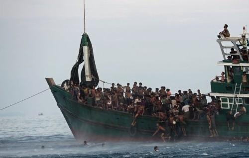 Báo động khủng hoảng di cư trên vùng biển Đông Nam Á - anh 1